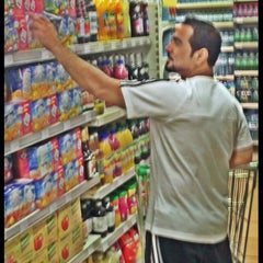 Photo taken at Spinneys سبينس by TALAL A. on 4/23/2013