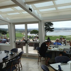 Photo taken at The Lodge at Pebble Beach by Nikolai C. on 7/27/2013