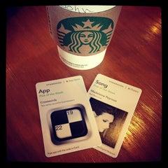 Photo taken at Starbucks by John Brian S. on 4/28/2013