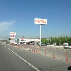 Photo taken at Minteks by Hasan C. on 4/29/2013