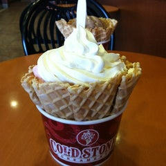 Photo taken at Cold Stone Creamery by Emma A. on 3/7/2013