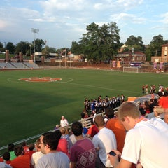 Photo taken at Historic Riggs Field by Austin S. on 9/2/2013
