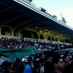 Photo taken at Club Hípico de Santiago by Luis Alberto P. on 11/2/2012