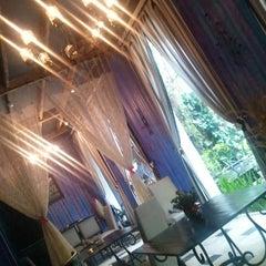 Photo taken at Pergola cafe by Mick M. on 1/25/2014