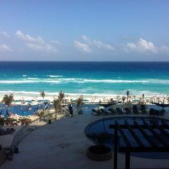 Photo taken at Cancún by Jorej on 4/18/2013