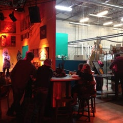 Photo taken at Harriet Brewing by Mike C. on 11/24/2012