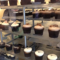 Photo taken at More Cupcakes by Frances C. on 9/30/2012