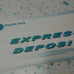 Photo taken at Republic Bank Ltd. by Graeme R. on 11/4/2015