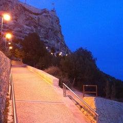 Photo taken at La Ereta by caroWansilla on 12/31/2012