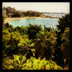 Photo taken at Alara Park & Residence Hotel by Hande D. on 8/23/2013