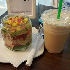 Photo taken at Cafe Macchiato by Emirates S. on 11/8/2014