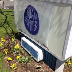 Photo taken at Urban Outfitters by Justin D. on 5/11/2014