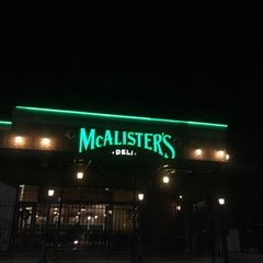 Photo taken at McAlister's by Tony D. on 12/5/2015