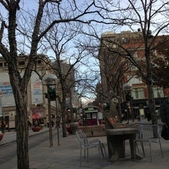 Photo taken at The Westin Denver Downtown by Tara B. on 1/8/2013