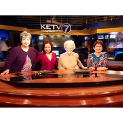 Photo taken at KETV by Chinh D. on 11/28/2013