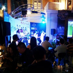 Photo taken at The Patio Bar & Lounge by YingYing on 9/15/2012