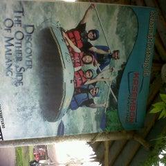 Photo taken at Kasembon Rafting by Miranda R. on 8/10/2013