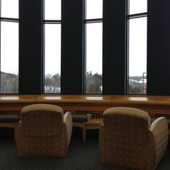 Photo taken at Kathryn A. Martin Library by Derek L. on 12/17/2012