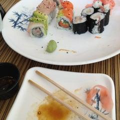 Photo taken at Hamachi Sushi by Føkk F. on 8/4/2013