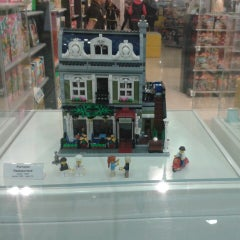 Photo taken at Lego Store by Cooro Y. on 4/12/2014
