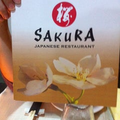 Photo taken at Sakura by Marco R. on 10/26/2013