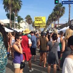 Photo taken at Venice, CA by Elvira E. on 9/27/2015