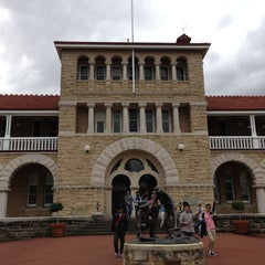 Photo taken at The Perth Mint by Zac T. on 3/26/2013