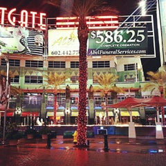 Photo taken at Westgate Entertainment District by Kenny T. on 12/16/2012