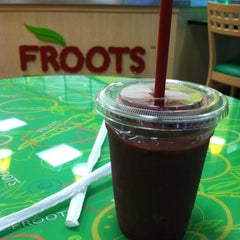 Photo taken at Froots by Susan C. on 9/15/2013