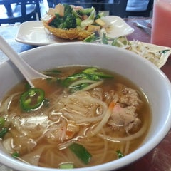 Photo taken at Pho 43 by Rob F. on 3/30/2013