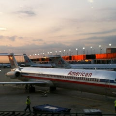 Photo taken at Gate H17 by Sue R. on 9/6/2013