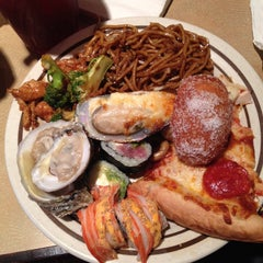Photo taken at East Star Chinese Buffet and Sushi by Theresa V. on 6/7/2014