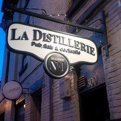 Photo taken at La Distillerie No. 1 by Cesar C. on 6/10/2013