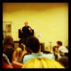 Photo taken at GSB MBA Lounge by Greg B. on 9/27/2012
