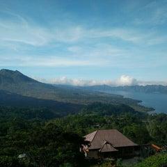 Photo taken at Batur View Spot by Efthimis K. on 5/2/2016