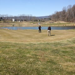 Photo taken at Stoneleigh Golf  & Country Club by Susan B. on 3/30/2013
