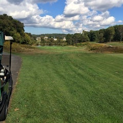 Photo taken at Stoneleigh Golf  & Country Club by Susan B. on 9/29/2013