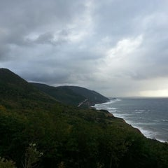 Photo taken at HI-Cabot Trail Hostel by Elise A. on 9/19/2014