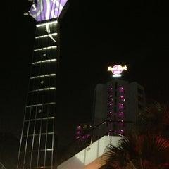 Photo taken at Hard Rock Cafe Pattaya by Ivan N. on 2/11/2013