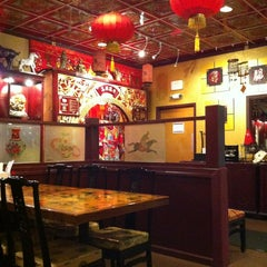 Photo taken at Peking Mongolian & Japanese Restaurant by Lulú D. on 1/5/2013