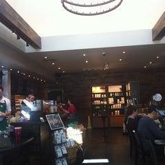 Photo taken at Starbucks by Lulú D. on 4/13/2013