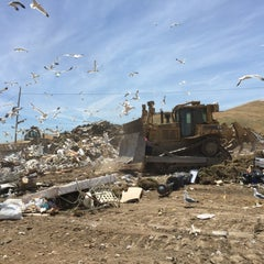 Photo taken at The Dump - Guadalupe Rubbish Disposal by John C. on 6/20/2015