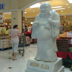 Photo taken at Mekong Plaza by Maria L. on 9/14/2012