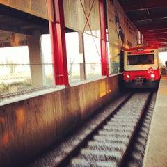 Photo taken at Tren Suburbano Tlalnepantla by Gerardo D. on 1/5/2013