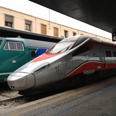 Photo taken at Stazione Venezia Santa Lucia by Leonid B. on 4/30/2013