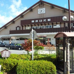 Photo taken at 東武日光駅 (Tobu-Nikko Sta.) (TN-25) by Pea P. on 10/19/2012