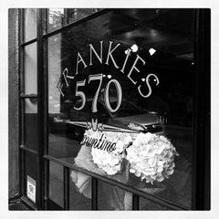 Photo taken at Frankies Spuntino by Lisa K. on 9/17/2012