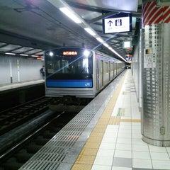 Photo taken at 陸前原ノ町駅 (Rikuzen-Haranomachi Sta.) by バチカラ ラ. on 9/11/2015