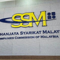 Photo taken at Menara Suruhanjaya Syarikat Malaysia (SSM) by Justin H. on 11/18/2015