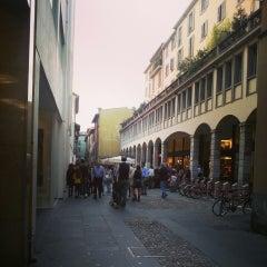 Photo taken at Bergamo Città Bassa by MDD on 10/18/2014